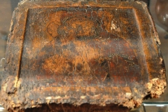 Stara ikona Bogorodica Mileusa 18. vek