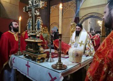 Прослава Часних верига Светог апостола Петра