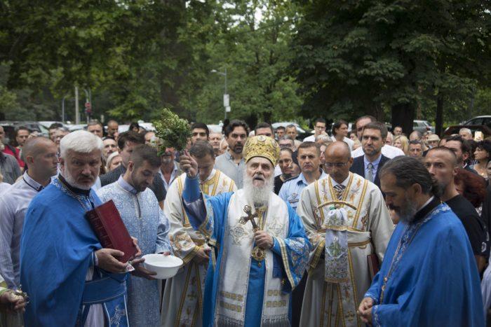 Петровданска литургија