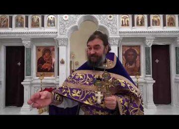 Отац Андреј Ткачов: Ако је Бог добар зашто страдамо