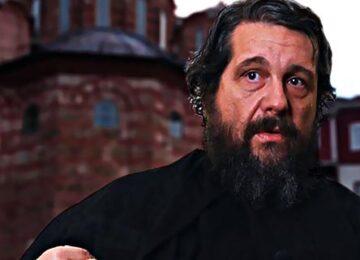 О. Никола Лудовикос – Причест у време пандемије