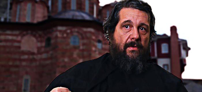 Отац Никола Лудовикос